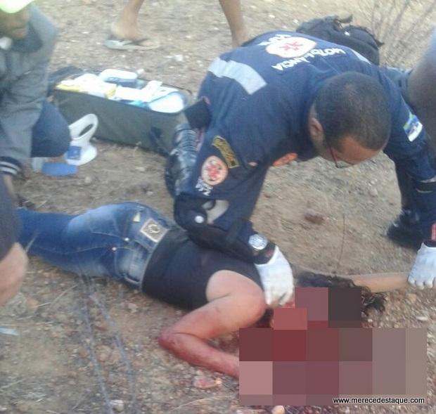 Acidente na PE-160, entre Santa Cruz e a Vila de Poço Fundo, deixa duas pessoas feridas