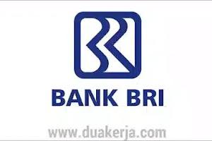 Lowongan Kerja Bank BRI untuk D3 S1 Semua Jurusan