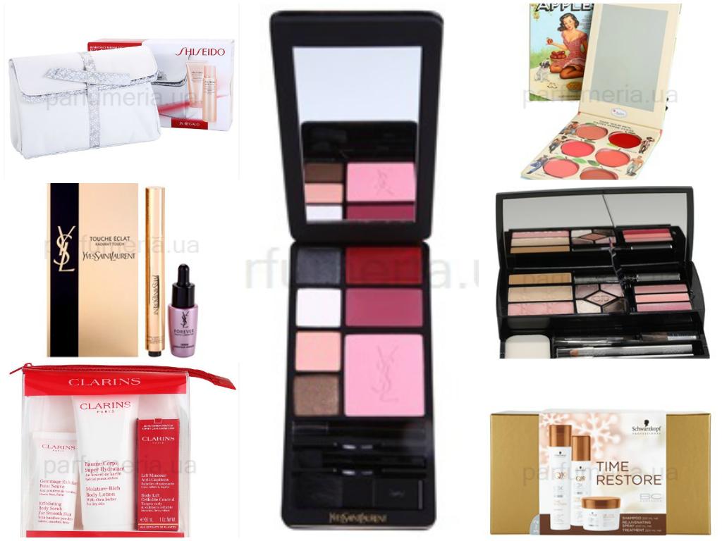 Бегущей строкой: Подбор подарков в интернет-магазине Parfumeria.ua.