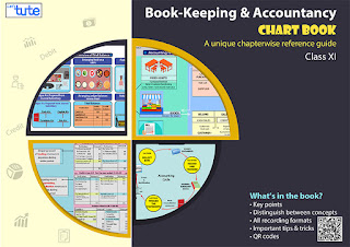 Book keeping and Acoountancy chartbook for standard 11
