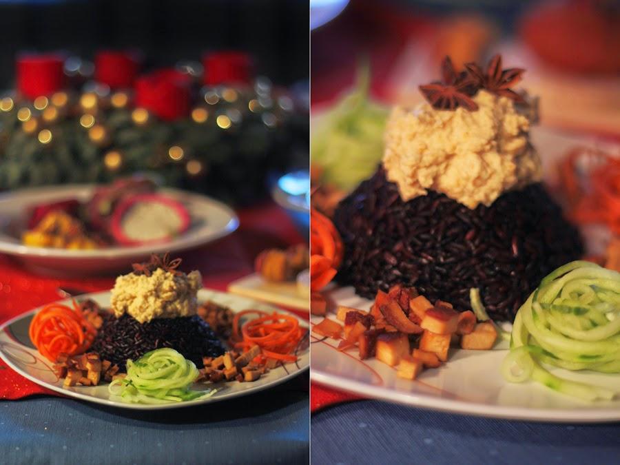 raw vegan christmas dinner myberlinfashion
