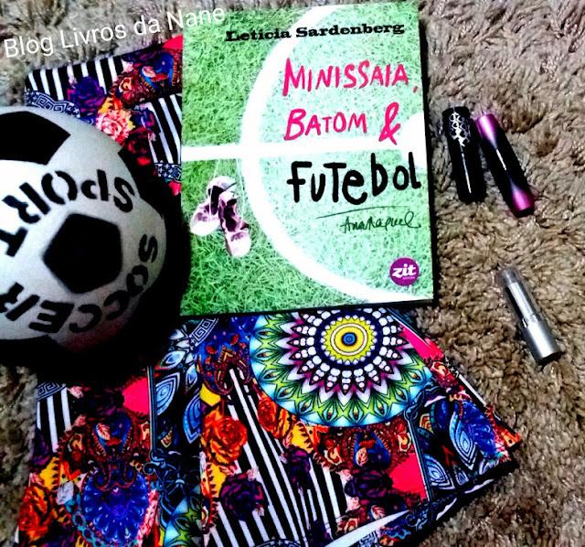 Minissaia, Batom & Futebol - Leticia Sardenberg