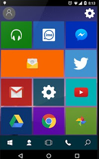 Launcher Windows 10