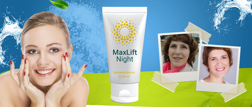 krem max lift night opinie