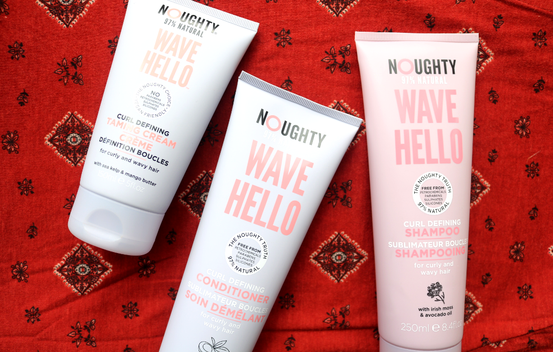 Noughty Haircare at Feel Unique