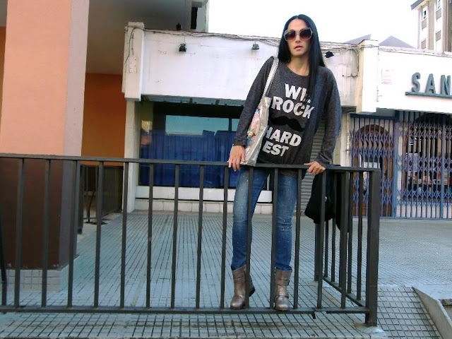 look casual chic outfit