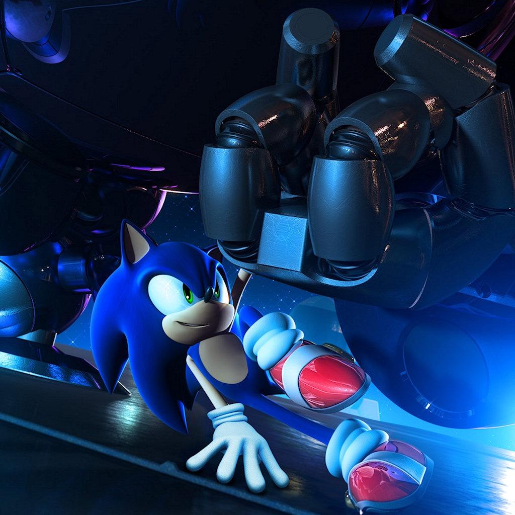 Ipad Wallpaper Sonic The Hedgehog