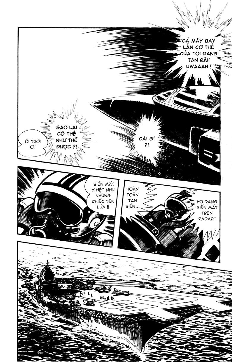 DevilMan chapter 19 trang 33