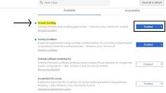 Kích hoạt smooth scrolling cuộn siêu mượt khi duyệt web trên Google Chrome