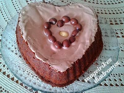 Σοκολατένιο κέικ κάστανου - by https://syntages-faghtwn.blogspot.gr