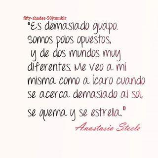 Frases De Anastasia Steele Frases E Mensagens Em Imagens