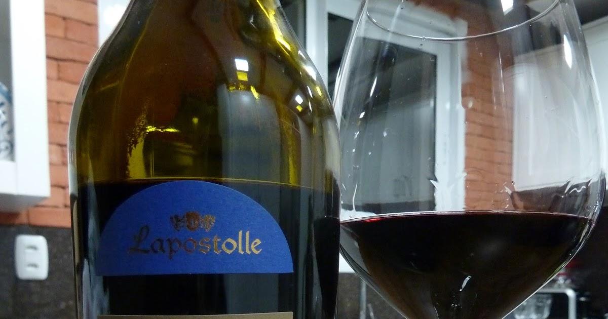 Papos de Gourmet Vinho da Semana Clos Apalta 2007