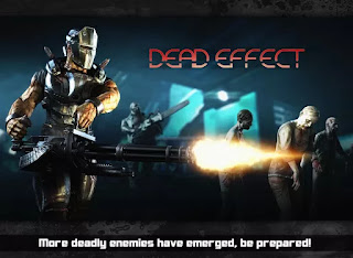 Dead Effect v1.2.1 Mod Apk + Data Android
