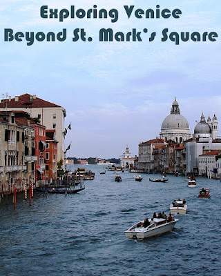 Travel the World: A guide to finding the beauty of Venice Italy, which can be best experienced by venturing outside of St. Mark's Square.