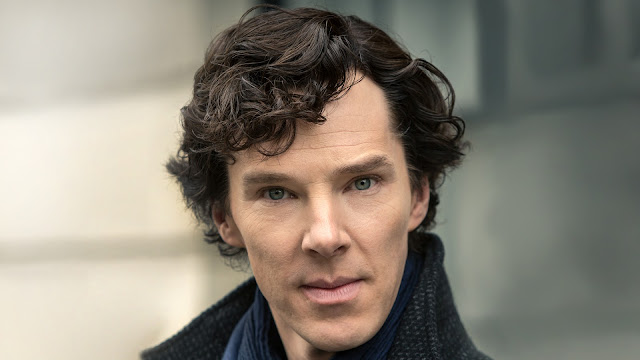 Ten Things I know about Benedict Cumberbatch