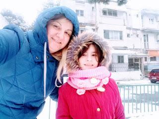 Η κόρη μου και εγώ