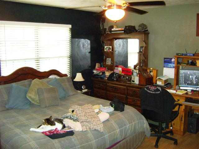 Cluttered Bedroom Via Google Or Bring A New Partner To This One
