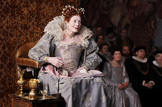Vanessa Redgrave as Queen Elizabeth I, Directed by Roland Emmerich