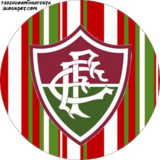 Fluminense - Kit Completo com molduras para convites 0f7fc52a8b4ba