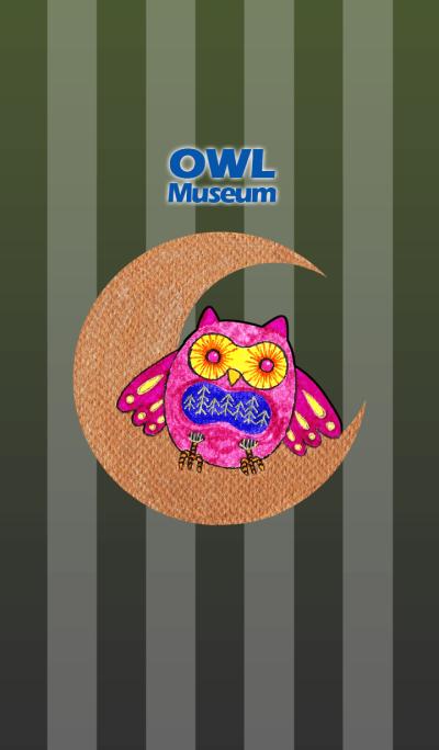 OWL Museum 69 - Moon Owl