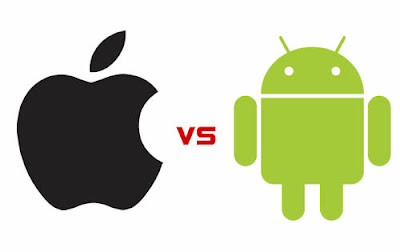 IOS Apple VS Android Google