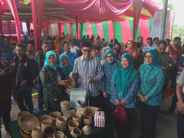 Sambut Hari Jadi Kabupaten PALI DPD KNPI PALI Gelar Festival Kuliner