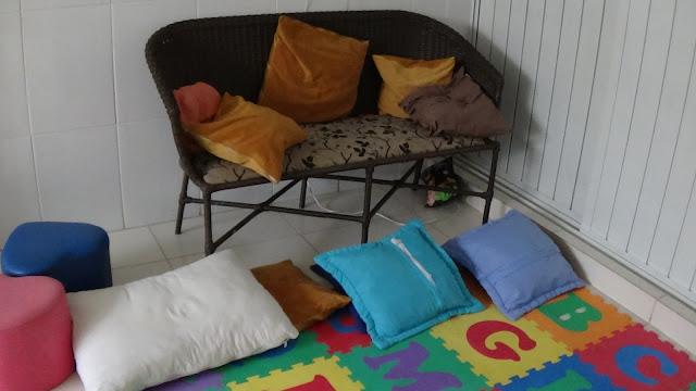 Ação Social da Lean Fitness no Abrigo Bezerra de Menezes