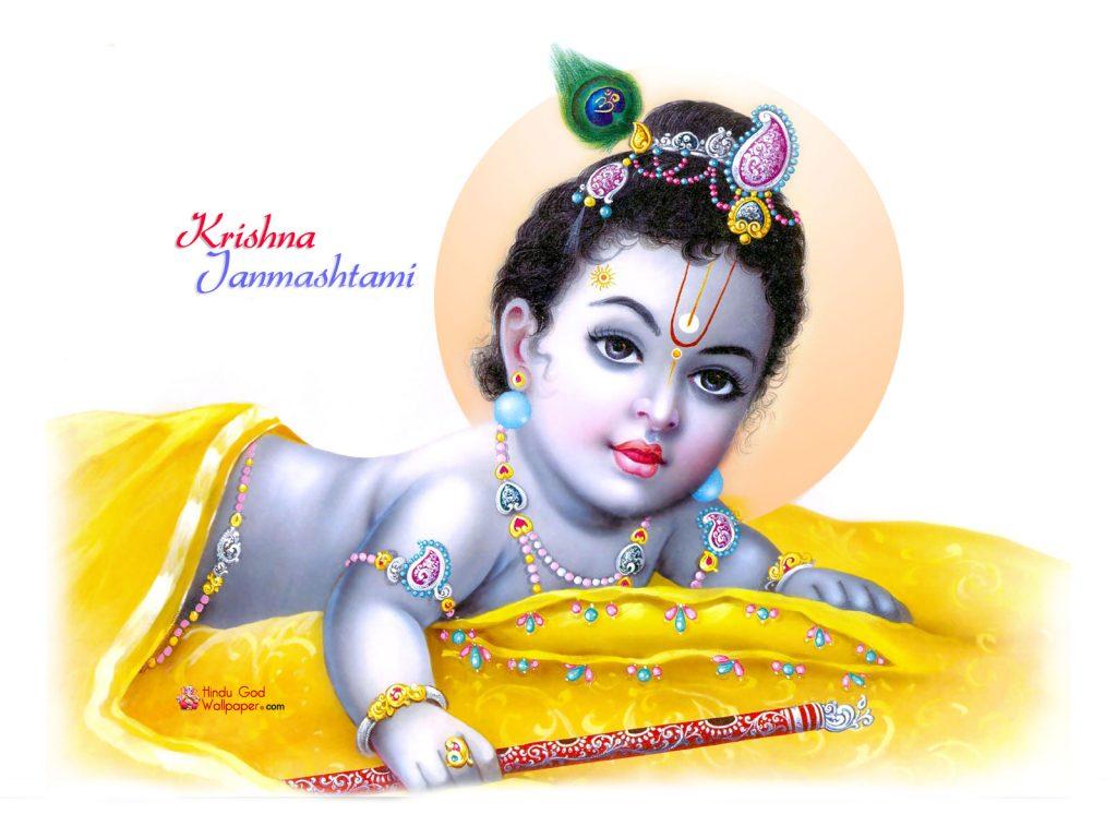 whats app status hindi 2016: Happy Krishna Janmashtami SMS