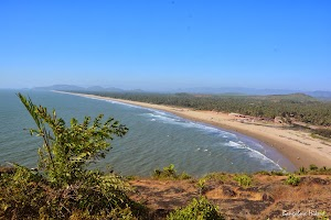 The Gokarna beach