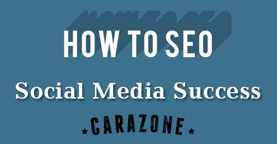 How to SEO Your Social Media Success