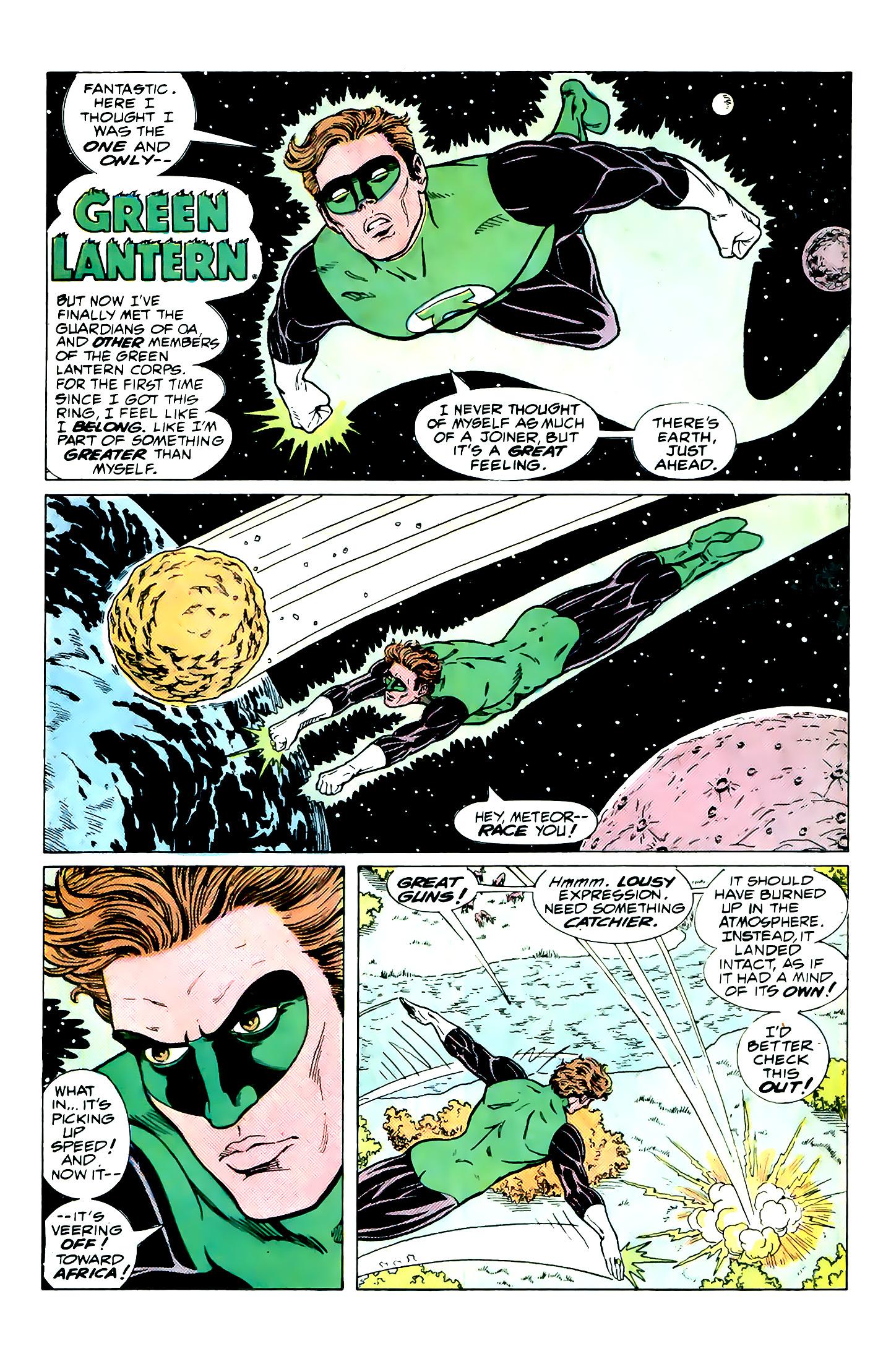 Read online Secret Origins (1986) comic -  Issue #32 - 20