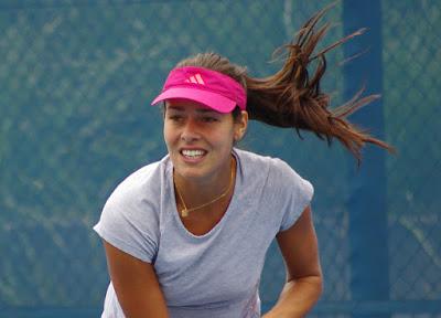 Lima Pemain Tenis Paling Cantik dan Seksi di Dunia