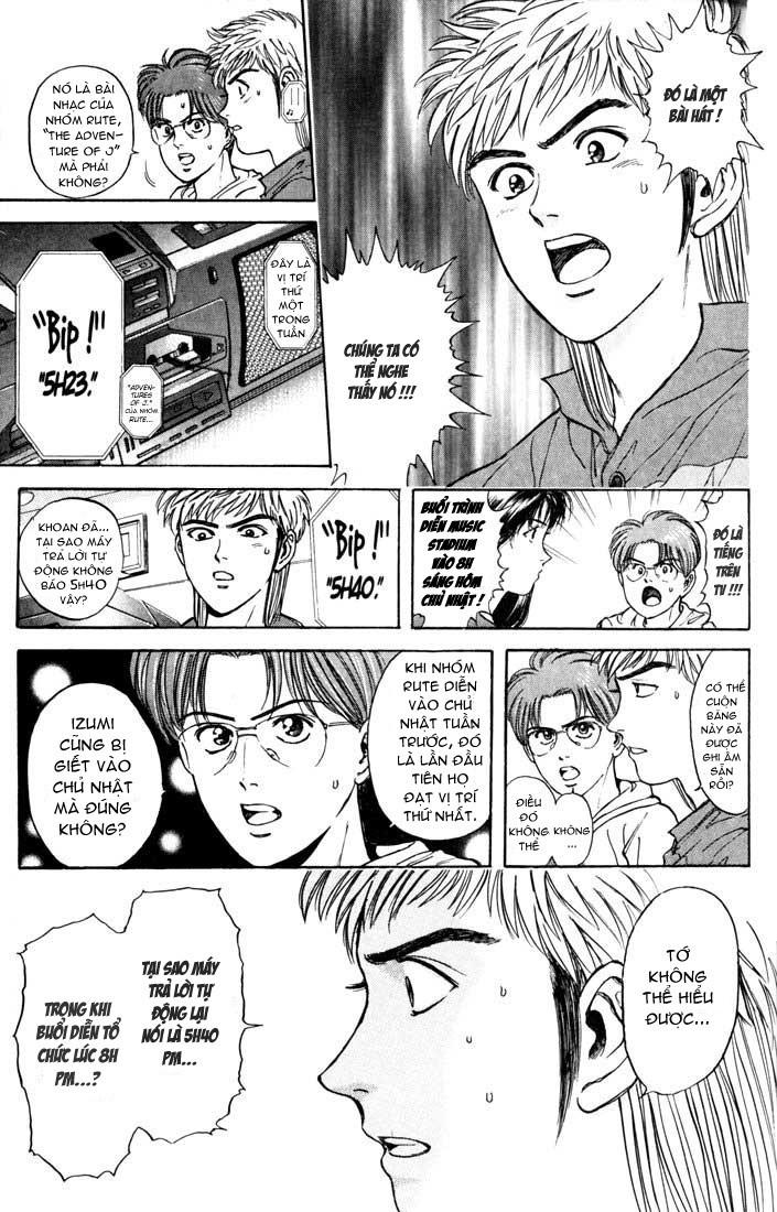Psychometrer Eiji chapter 30 trang 16