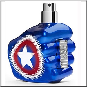 Only The Brave Captain America Diesel for men