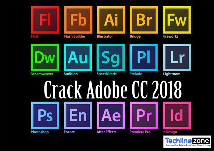 adobe crack 2018