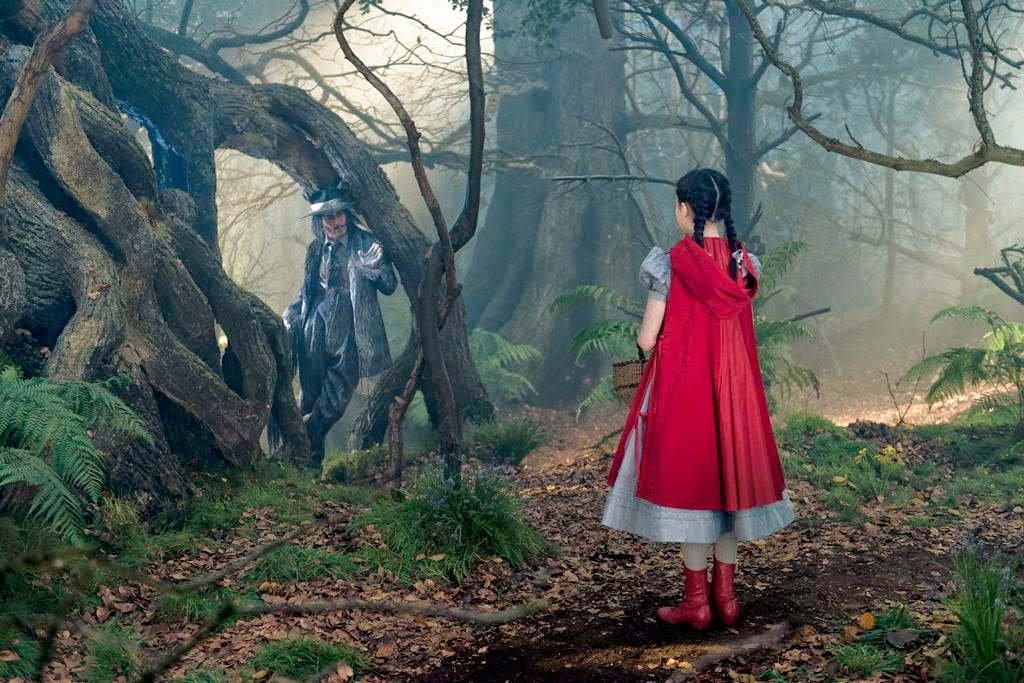 into the woods-johnny depp-lilla crawford