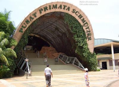 Pusat Primata Schmutzer Indonesi | Wisata Murah Jakarta