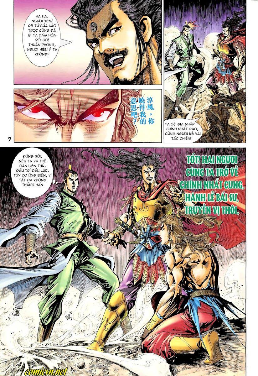 Đại Đường Uy Long chapter 88 trang 8