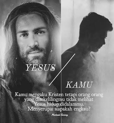 Ingin Seperti Yesus? Habiskan Waktu Dengan Dia