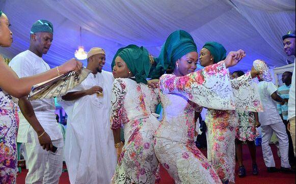 nigerian women owambe