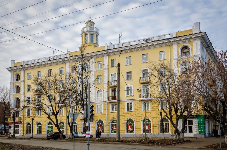 Иваново: жилой дом ИвТЭЦ