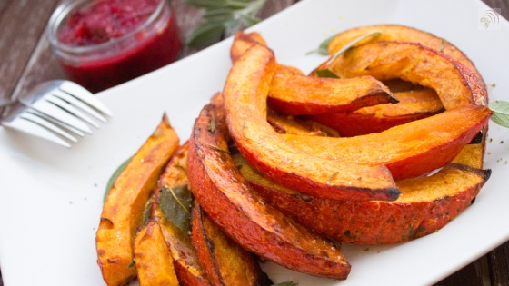 Roasted Caribbean Pumpkin Recipe