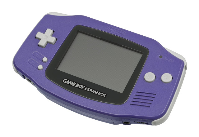 re-lanzamiento game boy advance