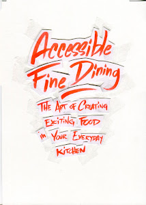 Win this book or a fine dining experience for 4 people!