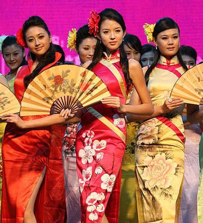 Singapore: Traditional costumes of Singapore