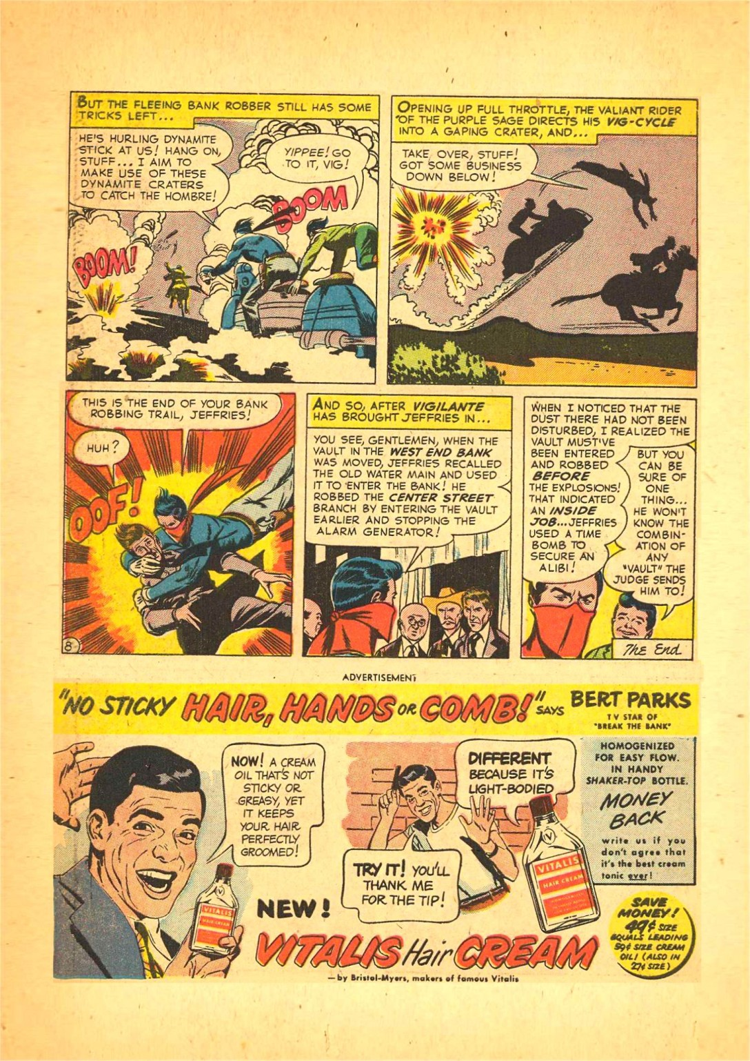 Read online Action Comics (1938) comic -  Issue #166 - 39