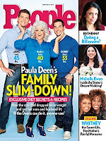 Paula Deen People Magazine Weight Loss