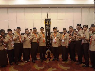 Kwarda Lampung Sabet Predikat Tergiat II Nasional