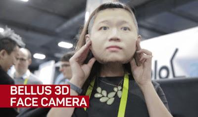 Kamera Ini Dapat Buat Topeng Seolah-Olah Dengan Wajah Orang
