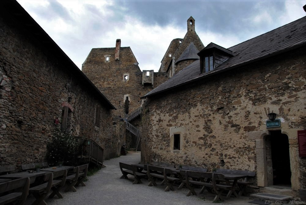 Dolina Wachau - na zamki i wino do Austrii.
